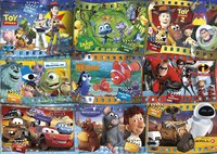 Ravensburger puzzle Disney Pixar-Avant