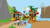 LEGO DUPLO 10906 L'île tropicale-Image 1