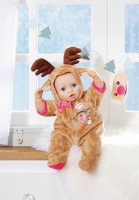 Baby Annabell kledijset Deluxe rendier-Afbeelding 2