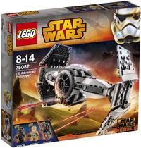 LEGO Star Wars 75082 TIE Advanced Prototype-commercieel beeld