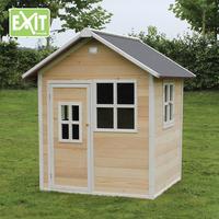 EXIT maisonnette en bois Loft 100 naturel-Image 1