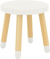 Tabouret Flexa Play blanc