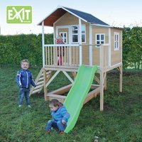 EXIT houten speelhuisje Loft 550 naturel-Afbeelding 1