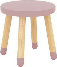 Tabouret Flexa Play rose