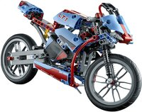 LEGO Technic 42036 La moto urbaine-Avant