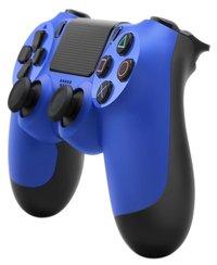 PS4 Wireless DualShock 4 controller blauw-Linkerzijde