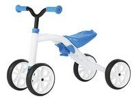 Chillafish vélo sans pédales Quadie bleu-Avant