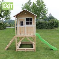 EXIT maisonnette en bois Loft 500 naturel-Image 3