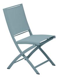 Ocean Chaise pliante Doka bleu