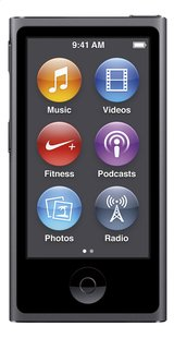 Apple iPod nano 16 Go gris