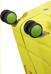 American Tourister Harde reistrolley Lock'N'Roll Spinner sunshine yellow 55 cm-Onderkant