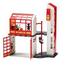 PLAYMOBIL City Action 5361 Caserne des pompiers avec alarme-Avant