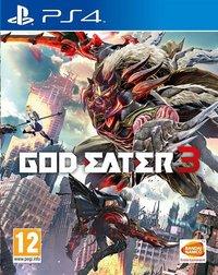 PS4 God Eater 3 FR-Avant