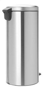 Brabantia Pedaalemmer Matt Steel 30 l-Achteraanzicht