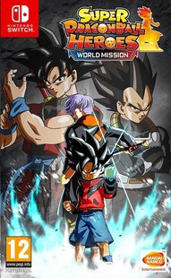 Nintendo Switch Super Dragon Ball Heroes World Mission FR-Avant
