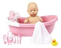 DreamLand Le bain poupée Fiona avec baignoire-commercieel beeld