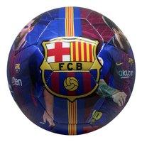 Ballon de football FC Barcelona Messi taille 5-Avant