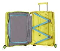 American Tourister Harde reistrolley Lock'N'Roll Spinner sunshine yellow 55 cm-Artikeldetail