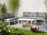 Fauteuil de jardin Selecta modulaire blanc/anthracite-Image 2
