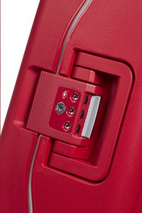 American Tourister Valise rigide Lock'N'Roll Spinner energetic red 55 cm-Détail de l'article