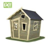 EXIT maisonnette en bois Crooky 100-Côté droit