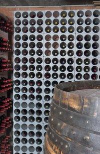 Casier à vin empilable pour 12 bouteilles long-Image 2