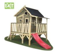 EXIT houten speelhuisje Crooky 350
