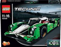 LEGO Technic 42039 La voiture de course des 24 heures-Avant