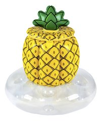 BigMouth opblaasbare ijskoeler ananas-Vooraanzicht