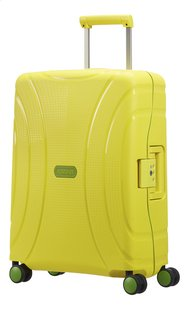 American Tourister Harde reistrolley Lock'N'Roll Spinner sunshine yellow 55 cm-Vooraanzicht