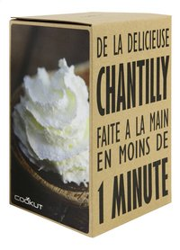 Cookut Appareil à chantilly Creazy 70 cl-Avant