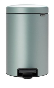 Brabantia Pedaalemmer NewIcon metallic mint 12 l