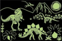 Mudpuppy puzzle Glow in het Dark Dinosaures-Détail de l'article