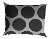 Romanette Housse de couette Balls flanelle anthracite 200 x 220 cm-Détail de l'article