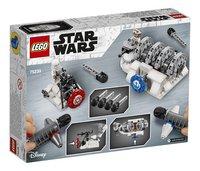 LEGO Star Wars 75239 Action Battle L'attaque du générateur de Hoth-Arrière