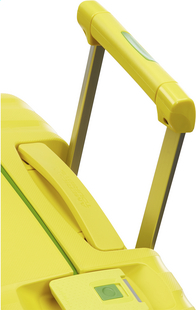 American Tourister Harde reistrolley Lock'N'Roll Spinner sunshine yellow 55 cm-Bovenaanzicht