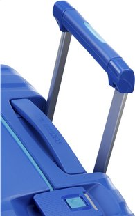 American Tourister Harde trolley Lock'N'Roll Spinner skydiver blue 55 cm-Bovenaanzicht