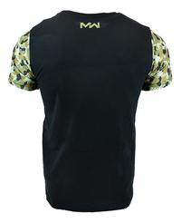 T-shirt met korte mouwen Call of Duty Modern warfare Skull M-Achteraanzicht