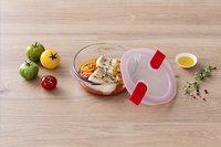 Pyrex Ovenschaal/ronde bewaardoos Cook & Heat Ø 18 cm-Afbeelding 1