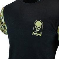 T-shirt met korte mouwen Call of Duty Modern warfare Skull M-Artikeldetail