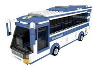 Nanostars Real Madrid Teambus-Vooraanzicht