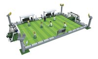 Nanostars Real Madrid Voetbalveld-Vooraanzicht