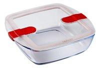 Pyrex Ovenschaal/rechthoekige bewaardoos Cook & Heat-Overzicht