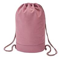 Dakine sac de gymnastique Cinch Pack Faded Grape-Arrière
