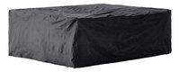 Outdoor Covers housse de protection pour ensemble lounge L 240 x Lg 180 x H 75 cm Premium polypropylène-Côté gauche