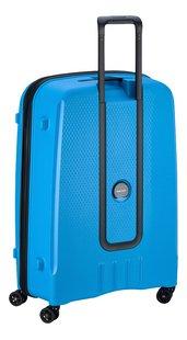 Delsey harde reistrolley Belmont Plus blauw 76 cm-Achteraanzicht