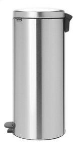Brabantia Pedaalemmer Matt Steel 30 l-Rechterzijde