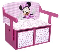 3-in-1-bankje Minnie Mouse-Linkerzijde