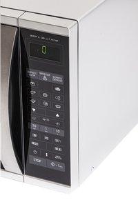 Sharp Micro-ondes combiné R971INW argenté-Détail de l'article