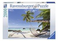 Ravensburger puzzel Hangmat op het strand-Vooraanzicht